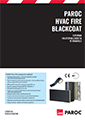 PAROC Hvac Fire BlackCoat flyer