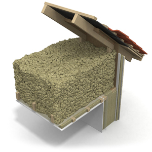 Attic, flexible + BLT, passive house