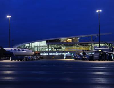 hel airport Vantaa